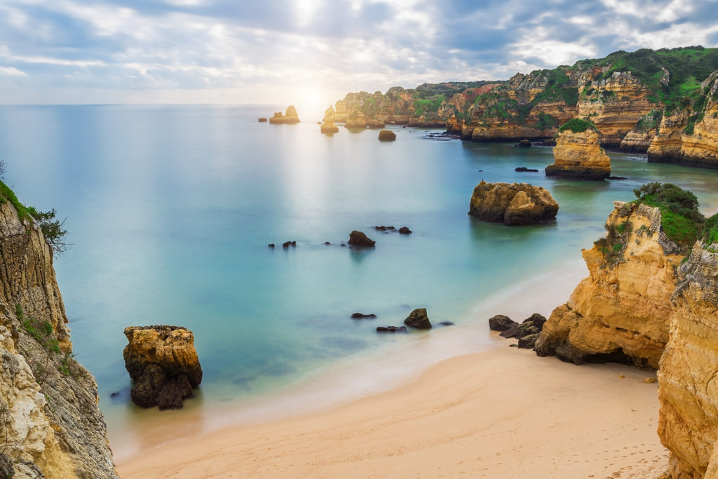 Prachtige kust in de Algarve met Rob Land Reizen