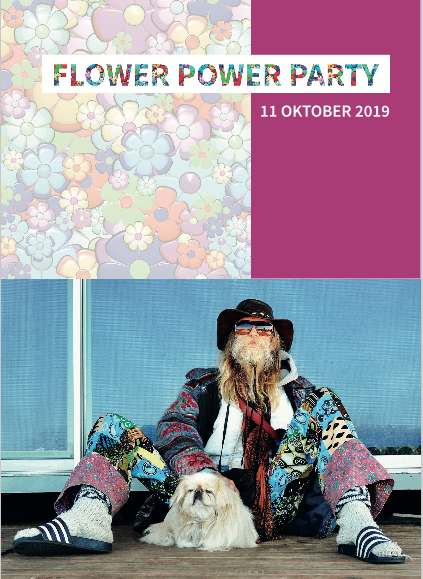 Flower Power Party 2019