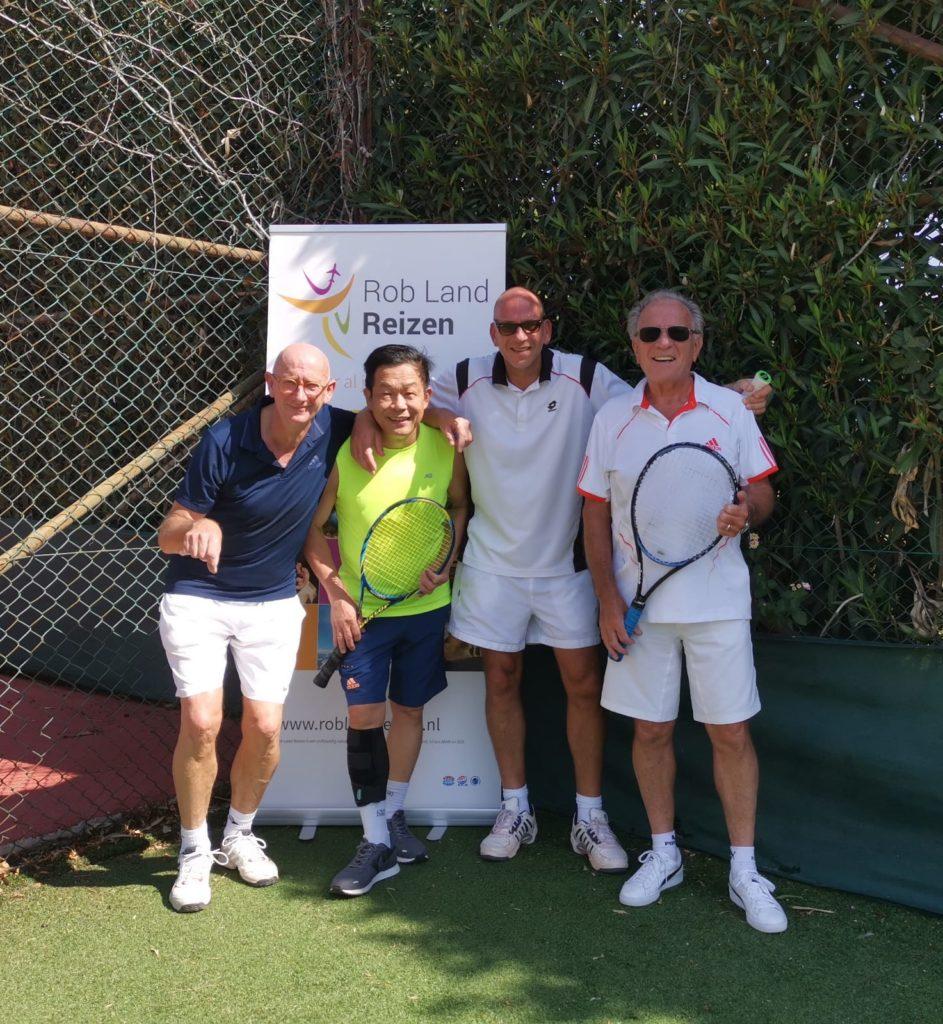 Tennisvakantie Turkije 2021