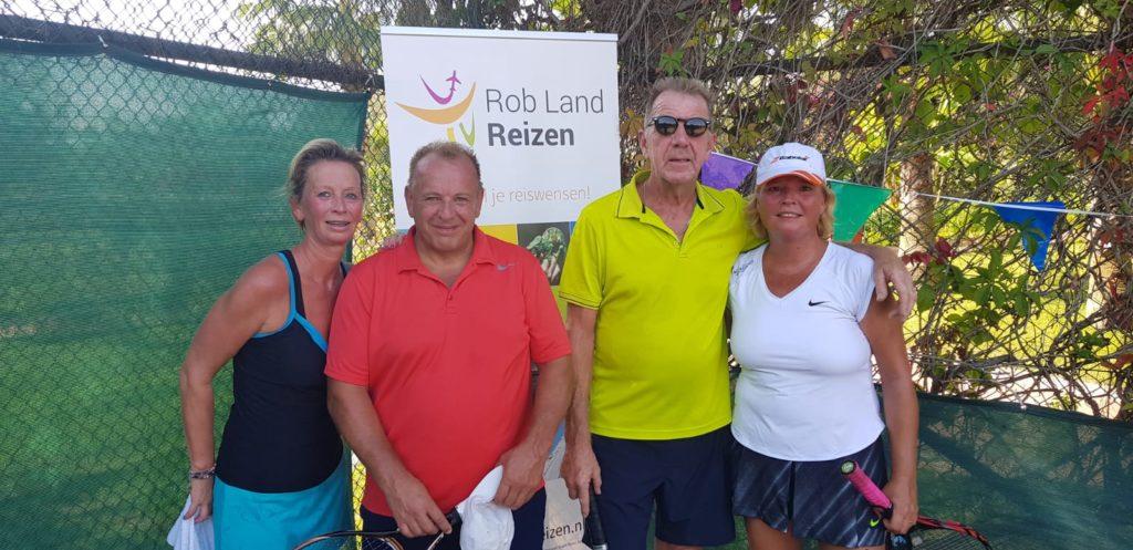 Tennisvakanties Rob Land Reizen