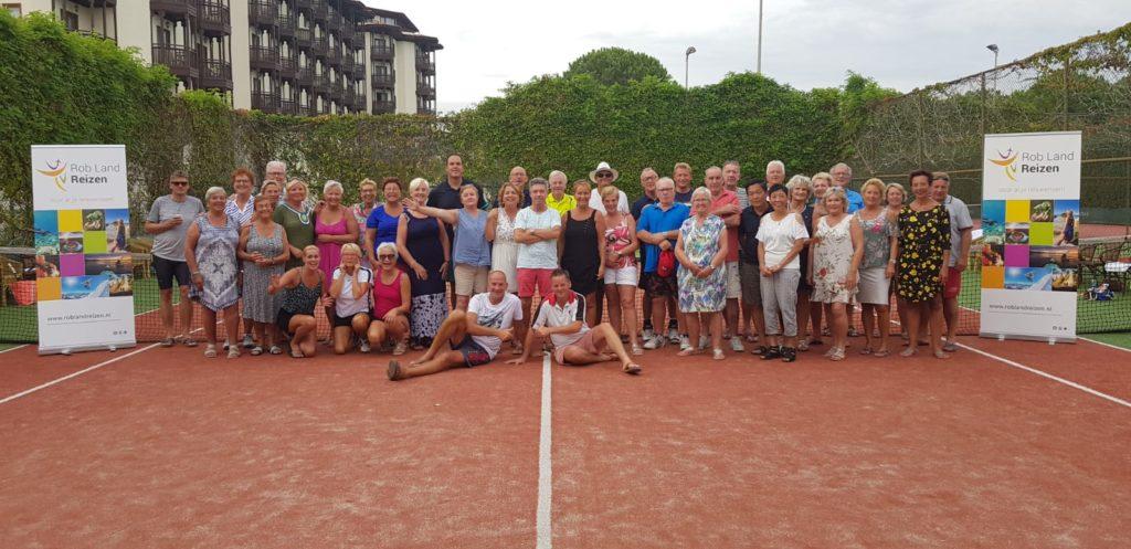 Tennisvakantie Turkije