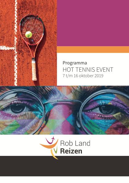 Tennisreizen 2021