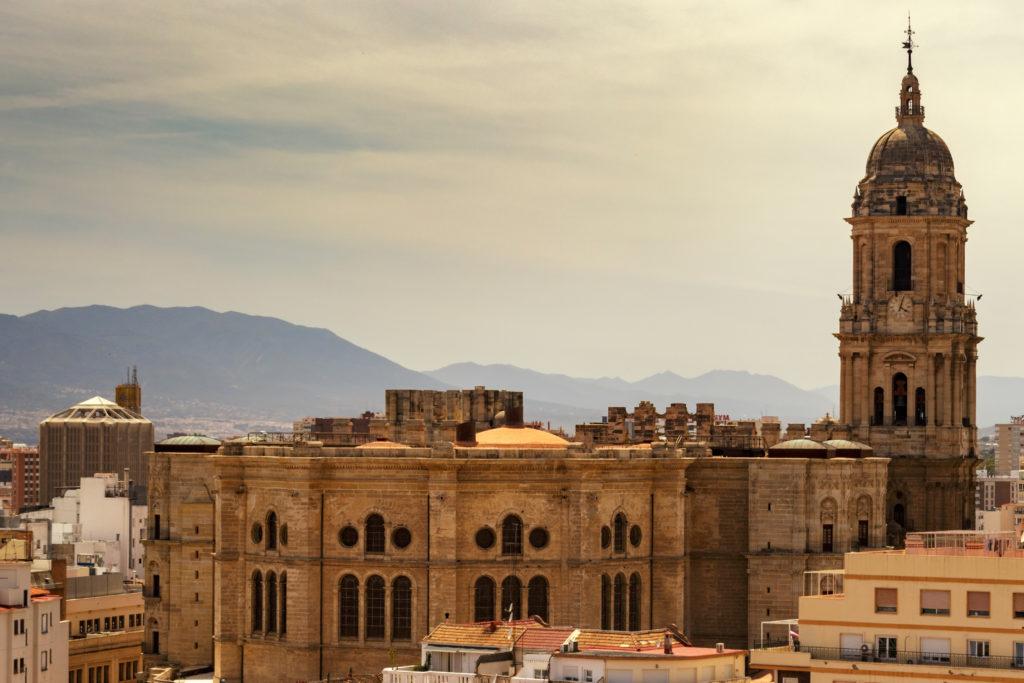 stedentrip Malaga Rob Land reizen