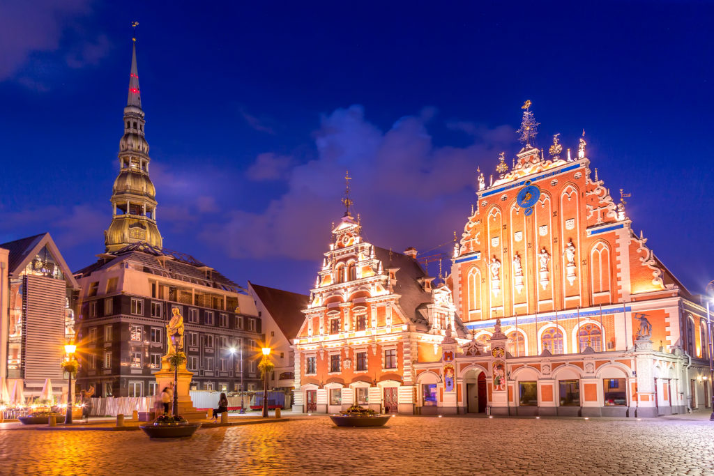Beautiful Riga Rob Land Reizen