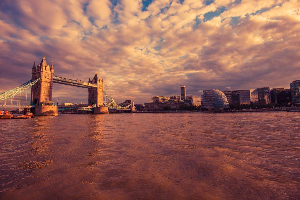 Tower Bridge Londen Rob Land Reizen