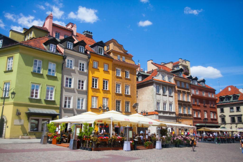 vakantie Warschau Rob Land Reizen
