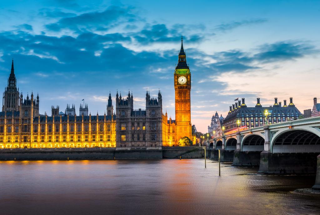 Londen by night Rob Land Reizen