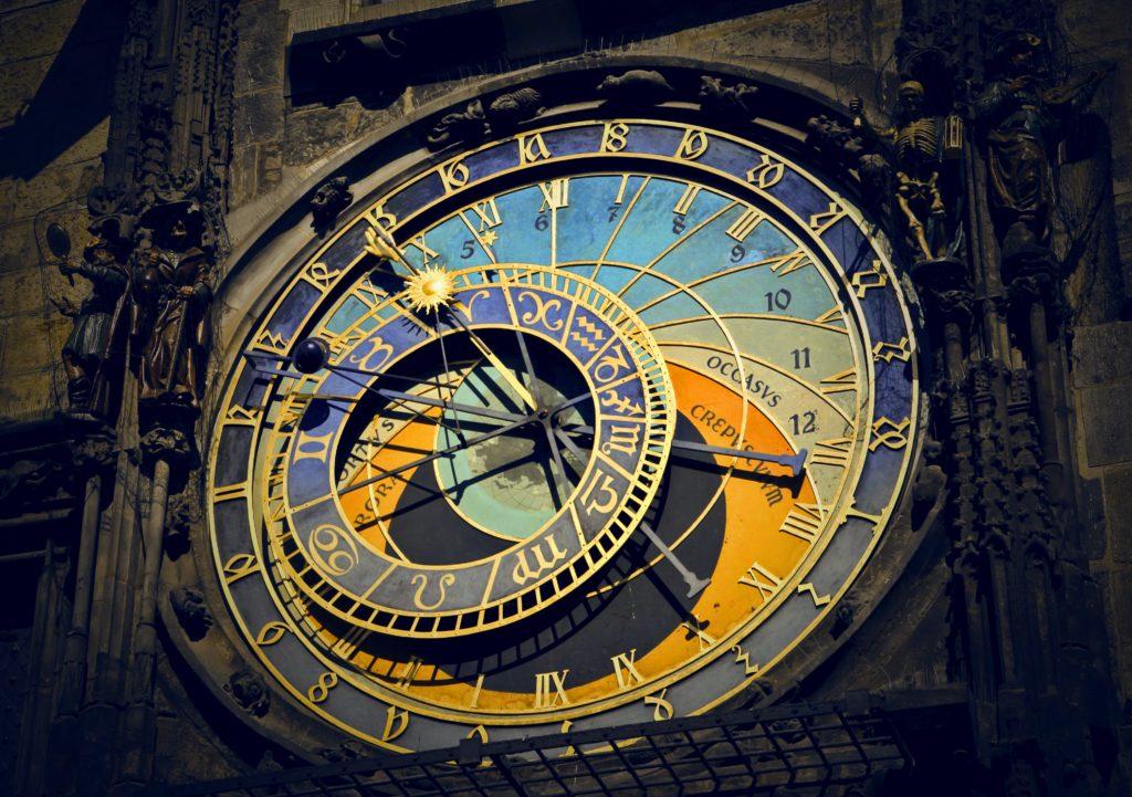 Beroemde klok Praag Rob Land Reizen