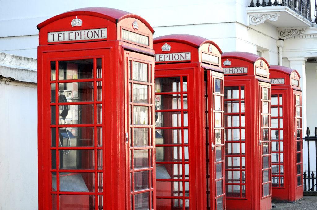 Busvakantie Londen Rob Land Reizen