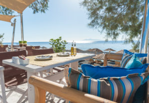 Rob Land Reizen Griekenland Zee